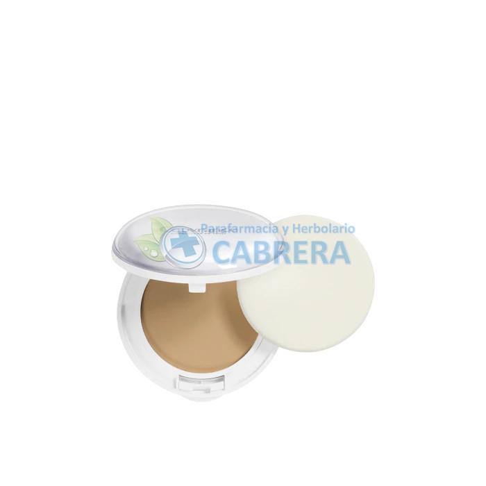 Avène Couvrance Maquillaje Compacto Enriquecido para pieles sensibles y secas