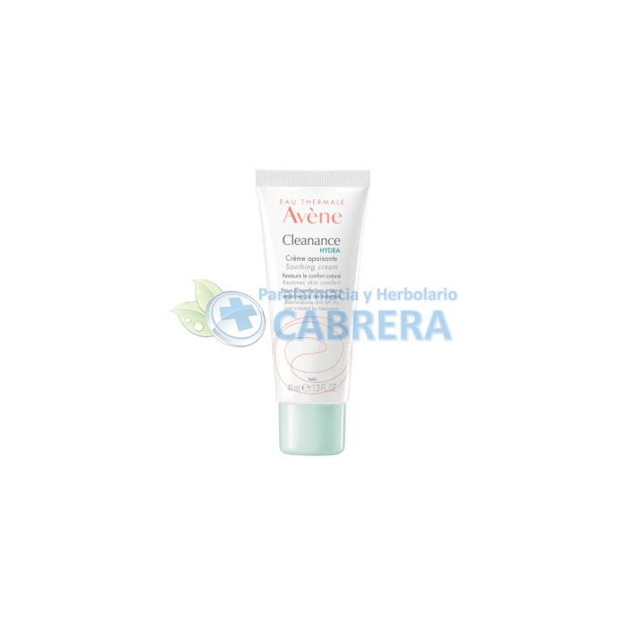 Avène Cleanance Hydra Crema Calmante 40 ml