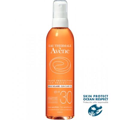 Avène Aceite Solar SPF30 Spray 200 ml