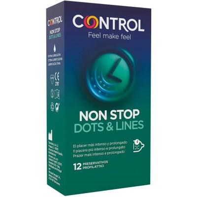 Preservativos Control Adapta Non Stop 12 unidades