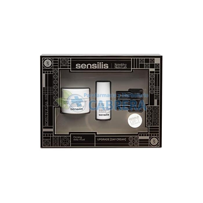Sensilis Upgrade Lipolifting Crema de Día Antiarrugas 50 ml