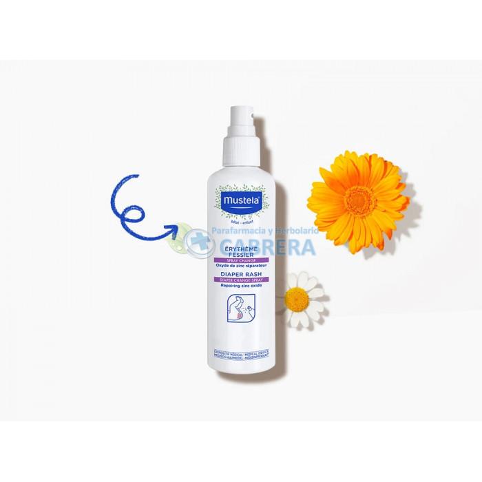 Mustela Spray Cambio Pañal