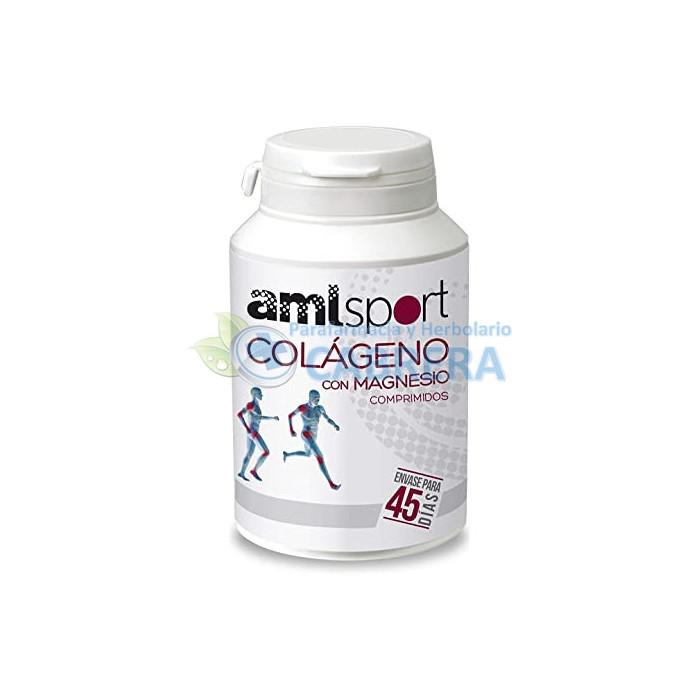 AMLSport Colágeno Magnesio