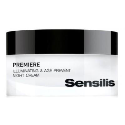 Sensilis Premiere Crema de Noche Iluminadora Primeras Arrugas 50 ml