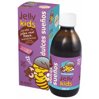 Eladiet Jelly Kids Dulces sueños Jarabe 250 ml