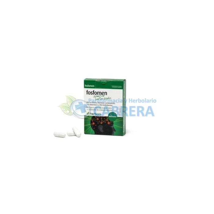 Herbora Fosfomem Especial Reforzado 30 cápsulas