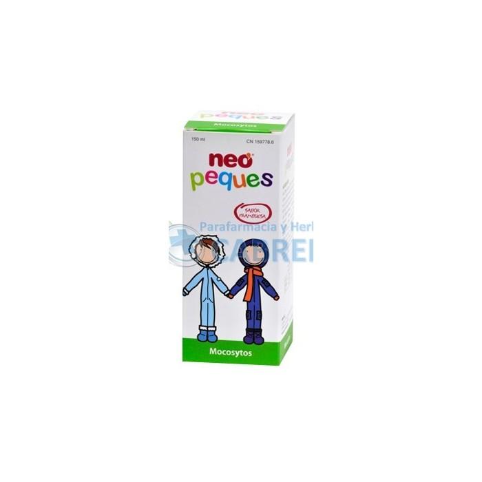 Neo Peques Mocosytos Jarabe Mucosidad y Tos 150 ml