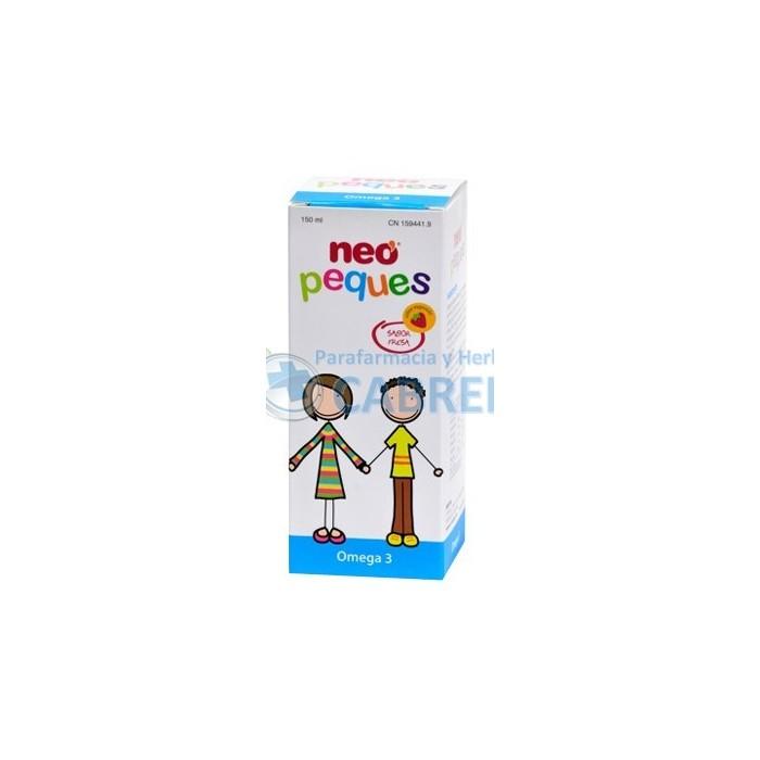 Neo Peques Omega-3 Jarabe Déficit de atención 150 ml
