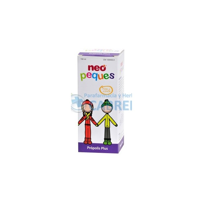 Neo Peques Própolis Plus Jarabe Defensas 150 ml