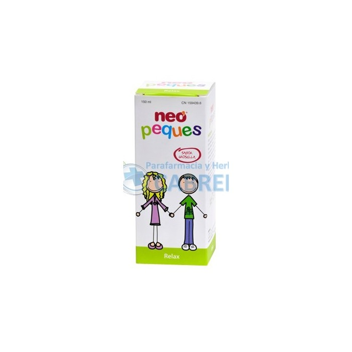 Neo Peques Relax Jarabe 150 ml