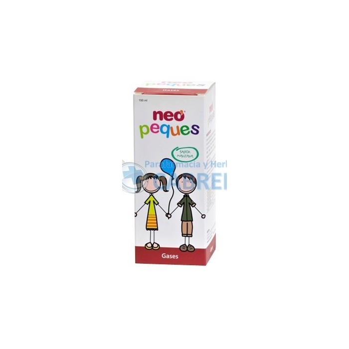 Neo Peques Gases Jarabe 150 ml