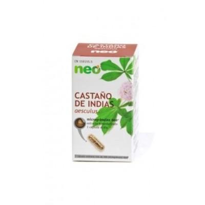 Neo Castaño de Indias 45 cápsulas