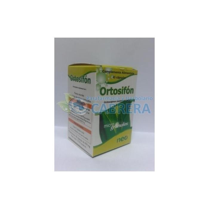 Neo Ortosifón 45 cápsulas