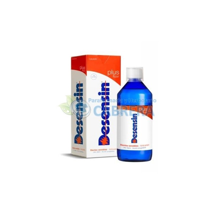 Dentaid Desensin Plus Colutorio Dientes Sensibles 500 ml
