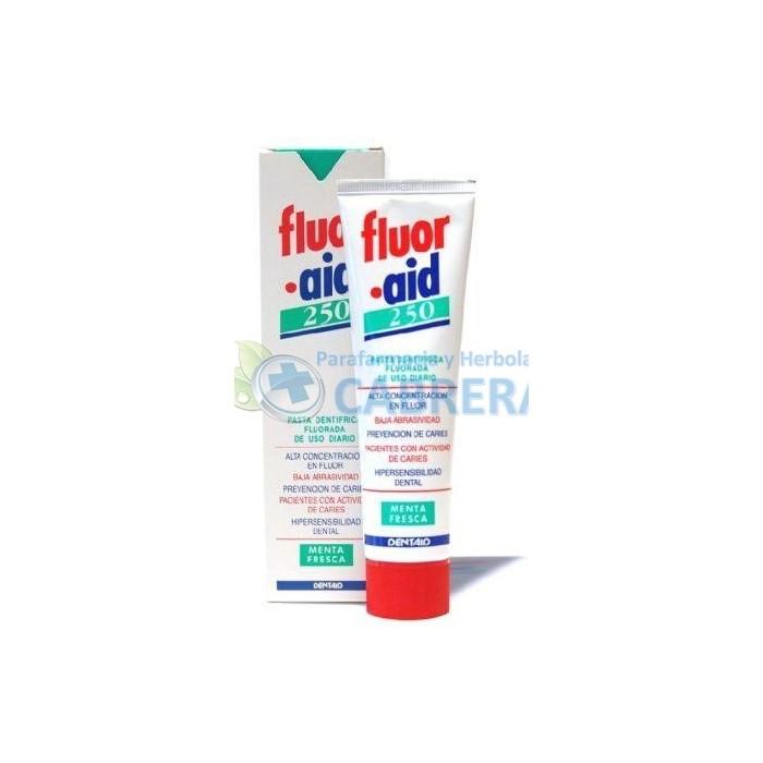 Dentaid Fluor·aid 250 Pasta Dentífrica 100 ml