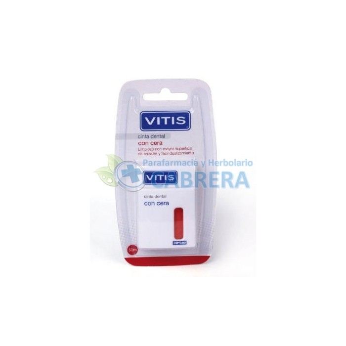 Dentaid Vitis Cinta Dental con Cera
