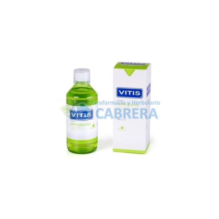 Dentaid Vitis Orthodontic Colutorio 500 ml