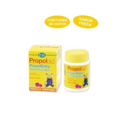 Esi Propolaid PropolBaby Ositos Masticables 80 tabletas