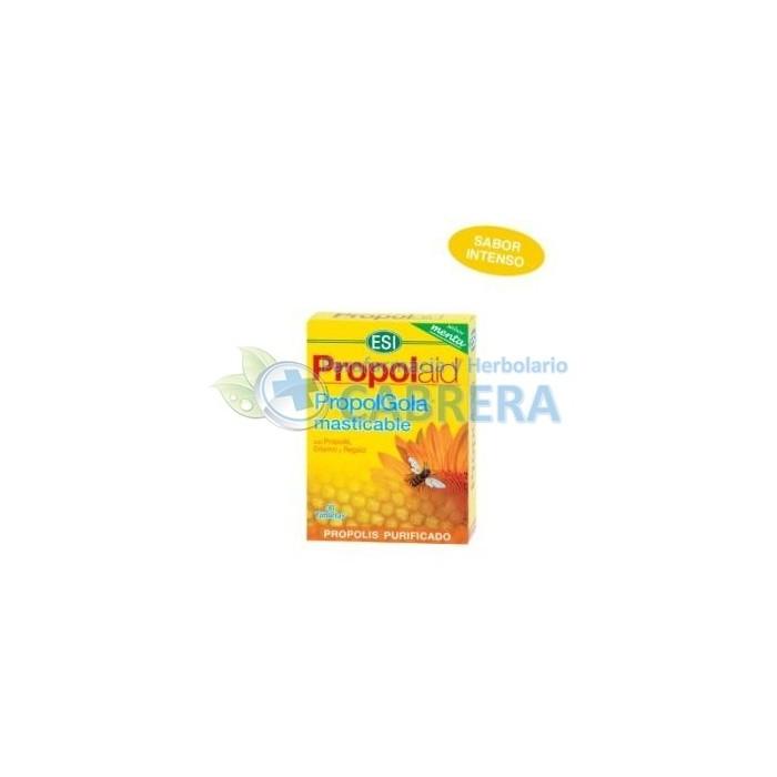 Esi Propolaid Propolgola Menta Masticable 30 tabletas