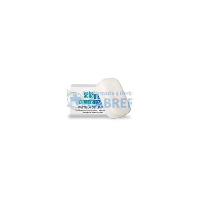 Leti Sebamed Clear Face Pastilla Limpiadora 100 gr