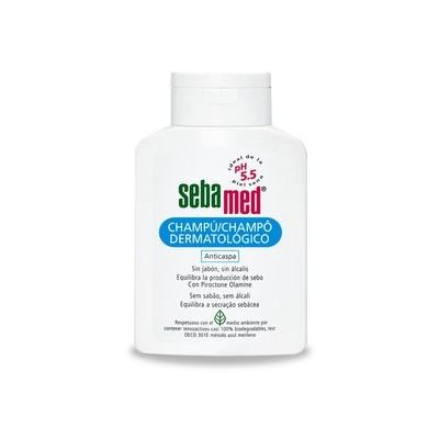 Leti Sebamed Champú Dermatológico Anticaspa 500 ml