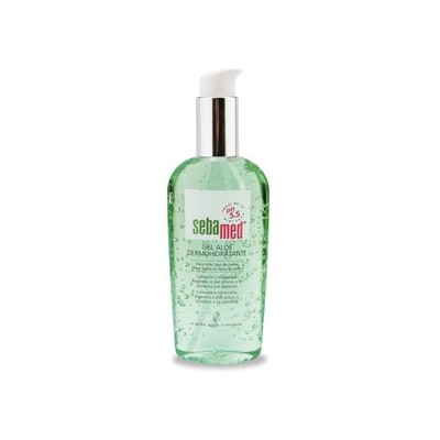 Leti Sebamed Gel Aloe Vera Dermohidratante 500 ml
