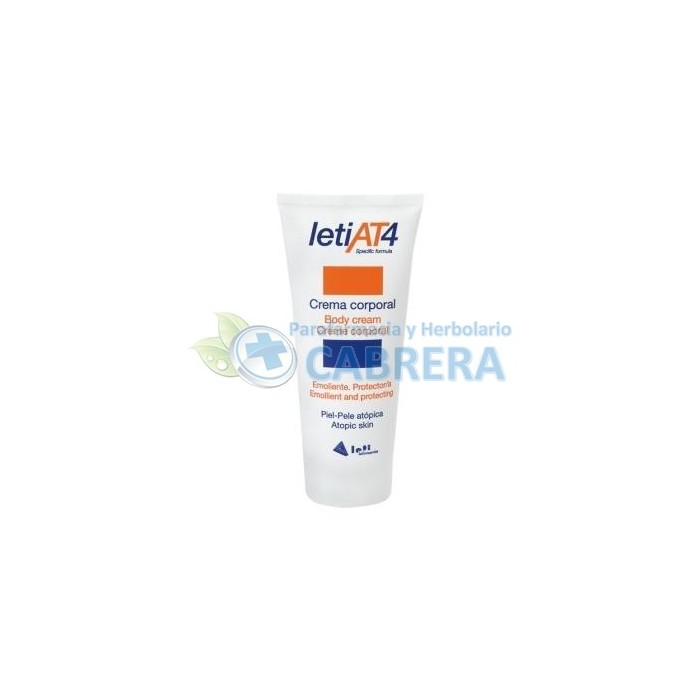 Sebamed Leti AT-4 Crema Corporal 200 ml