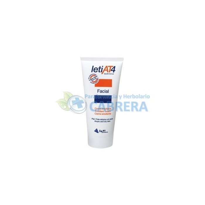 Sebamed Leti AT-4 Crema Facial
