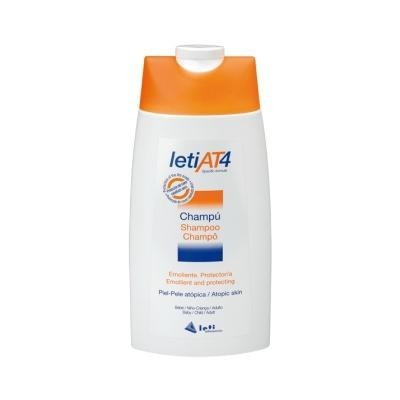 Leti AT4 Champú 250 ml
