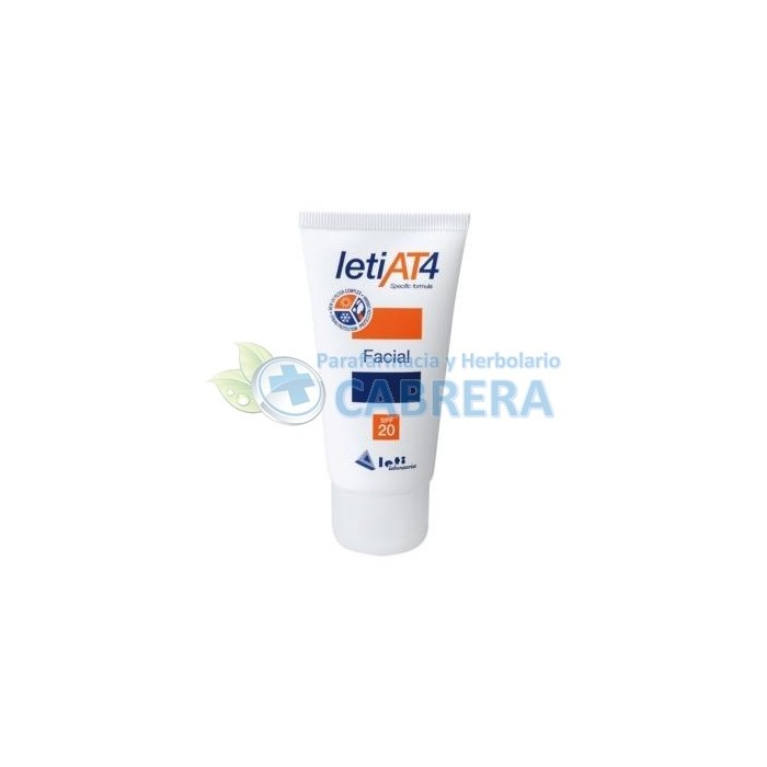 Sebamed Leti AT-4 Crema Facial SPF20 50ml