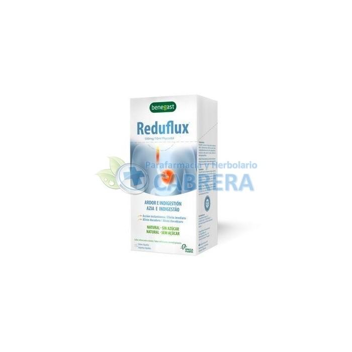 Benegast Reduflux 15 sobres líquidos