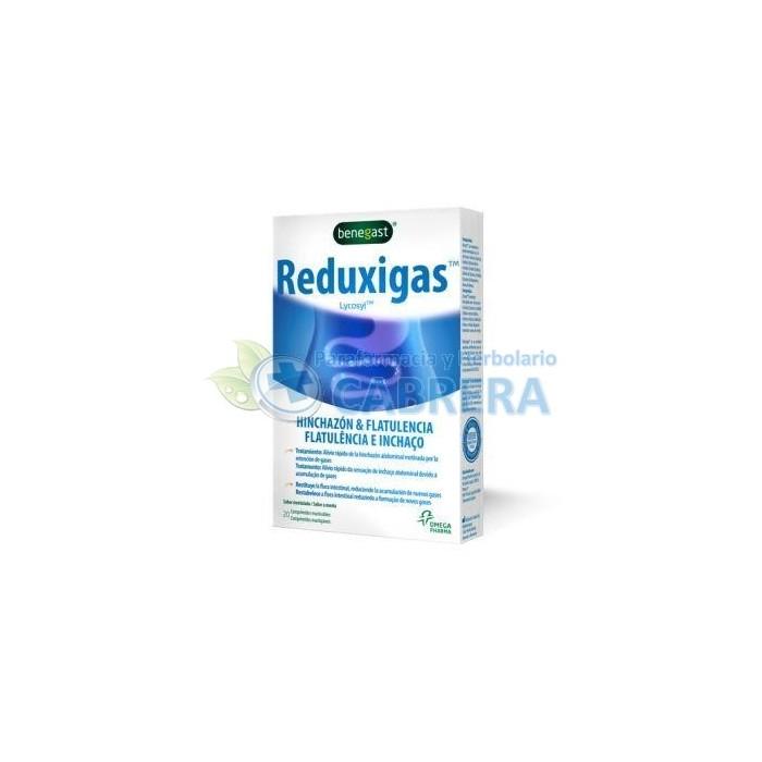 Benegast Reduxigas 20 comprimidos masticables
