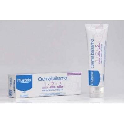 Mustela Crema 1-2-3 Bálsamo