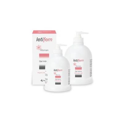 Letifem Gel Higiene Íntima 500 ml