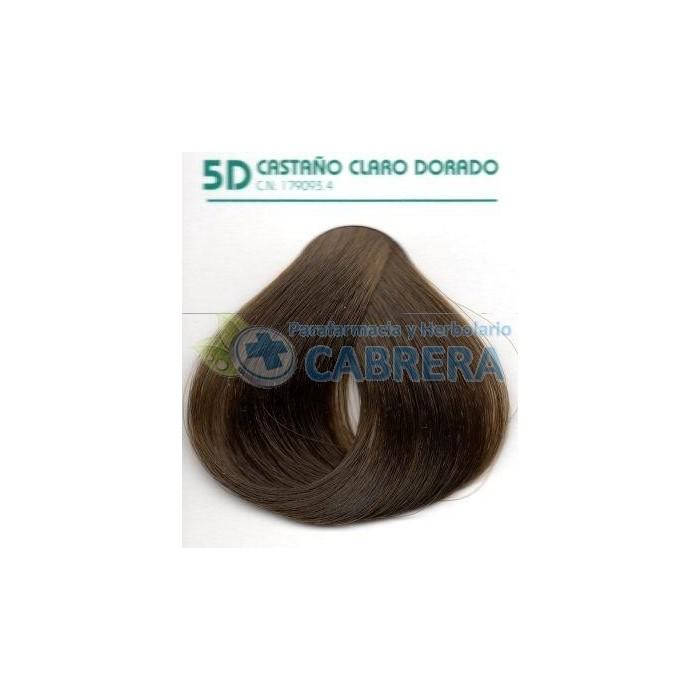 Farmatint Dorado 5D Castaño Claro sin amoniaco