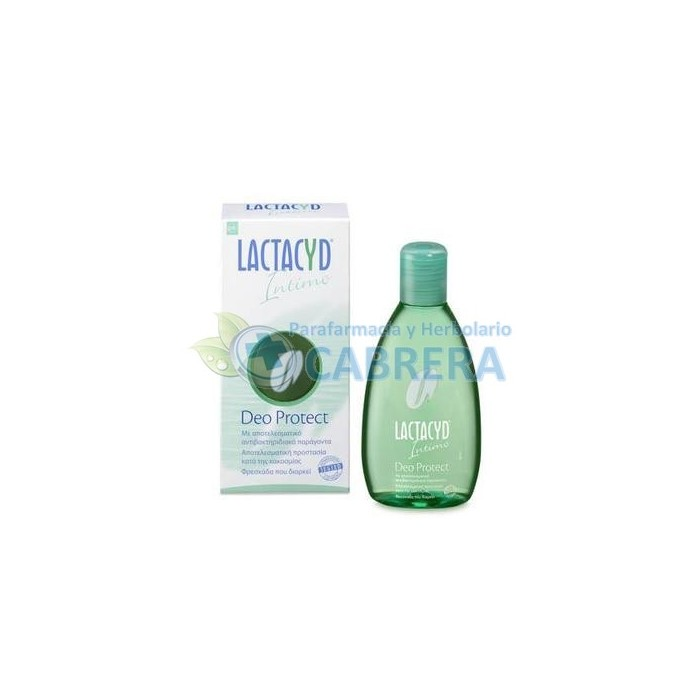 Lactacyd Íntimo Gel Deo-protect 200 ml