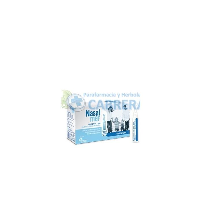 Nasalmer Solución Isotónica Unidosis 30x5 ml