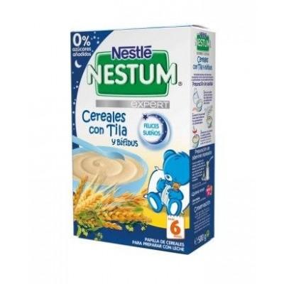 Nestlé Nestum Expert Cereales con Tila y Bífidus 500 gr
