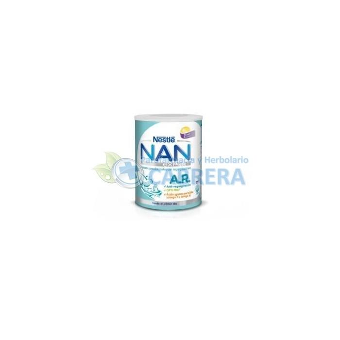Nestlé Expert Nan-1 A.R. Leche Inicio Antiregurgitación 800 gr
