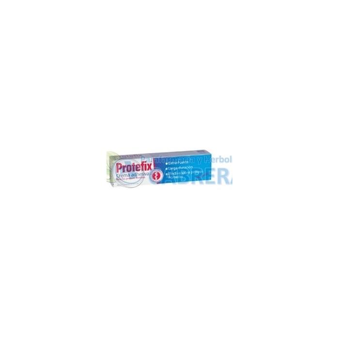 Protefix Crema Adhesiva Prótesis Dentales 40 ml