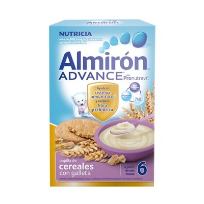 Almirón Advance Cereales con Galleta 500 gr