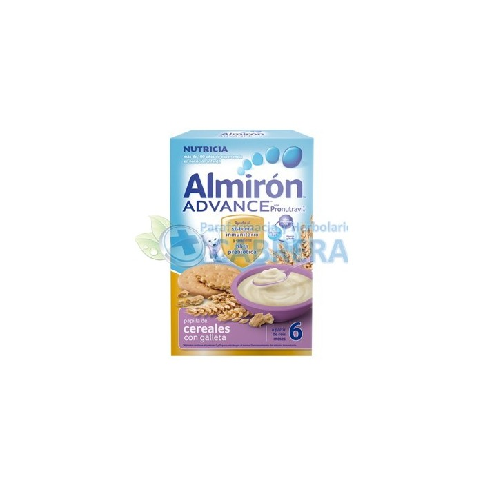 Nutricia Almirón Advance Cereales con Galleta 600 gr
