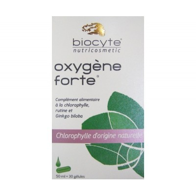 Biocyte Oxigene Forte 50 ml