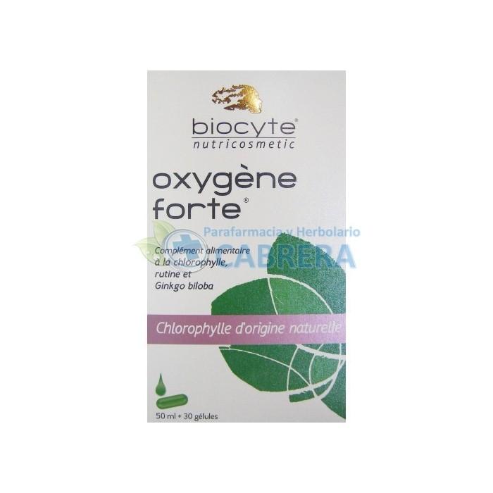 Biocyte Oxigene Forte (Oxígeno) 50 ml