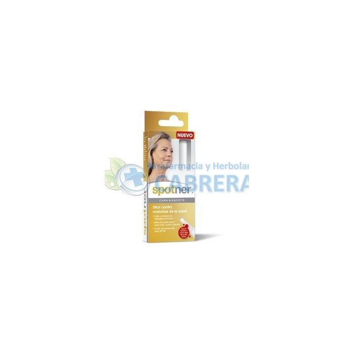 Spotner Cara y Escote Stick Antimanchas 2 ml