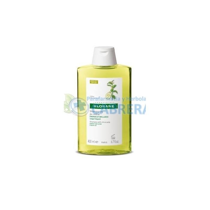 Klorane Champú Cidra 400 ml
