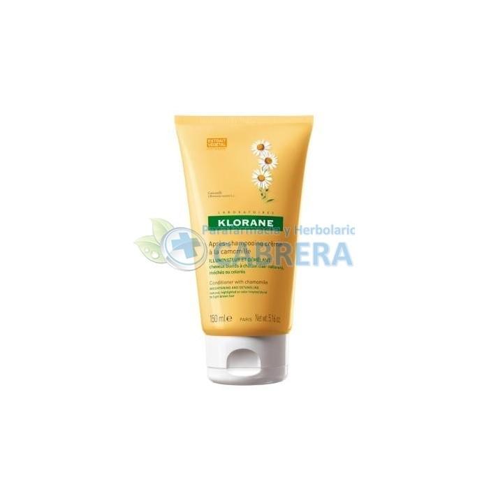 Klorane Crema Iluminadora Camomila 150 ml