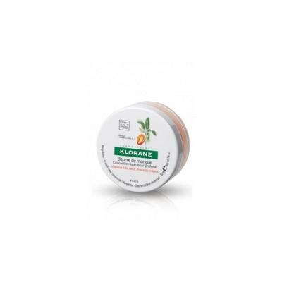 Klorane Manteca de Mango Nutritiva Cabello Seco 50 ml