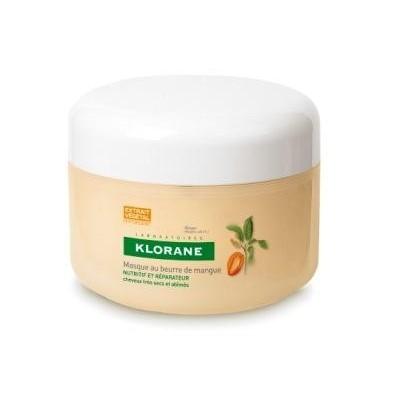 Klorane Mascarilla Manteca de Mango 150 ml