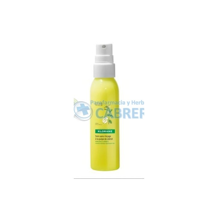 Klorane Tratamiento Pulpa de Cidra sin aclarado 125 ml